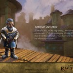 Kingdoms Of Amalur Reckoning Octienne Wallpaper