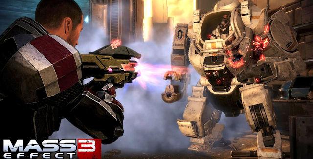 Mass Effect 3 Achievements Atlas Mech Screenshot