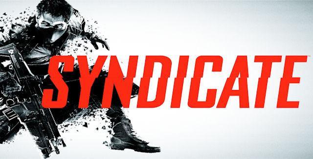 Syndicate 2012 Walkthrough Cover