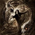 The Darkness 2 Jackie Estacado Wallpaper