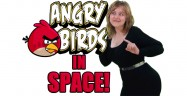 Angry Birds Go To Space