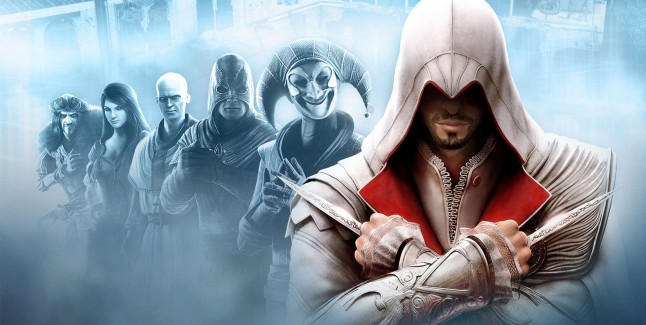 Assassin's Creed Brotherhood Promo Image