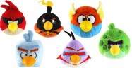 Angry Birds Space Plush Toys Set