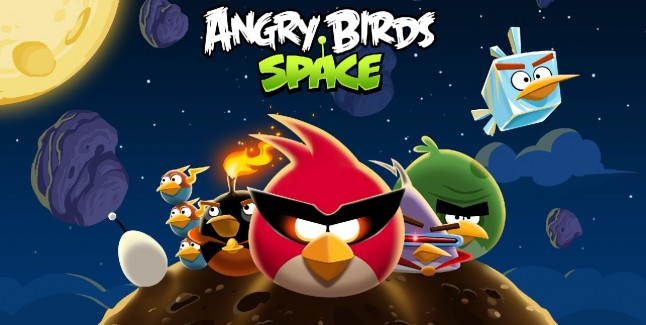 Angry Birds Space Walkthrough Artwork
