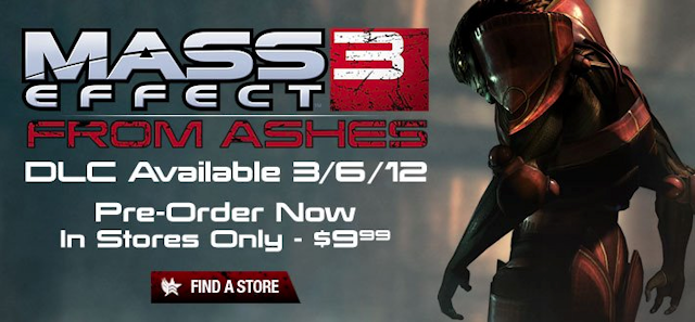 Mass Effect 3: From Ashes story DLC