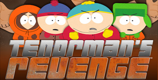 South Park: Tenorman's Revenge XBLA Cover