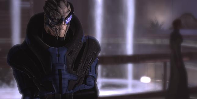 Garrus Vakarian Screenshot Mass Effect 1