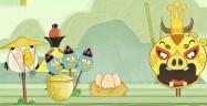 Angry Birds Cartoon Image