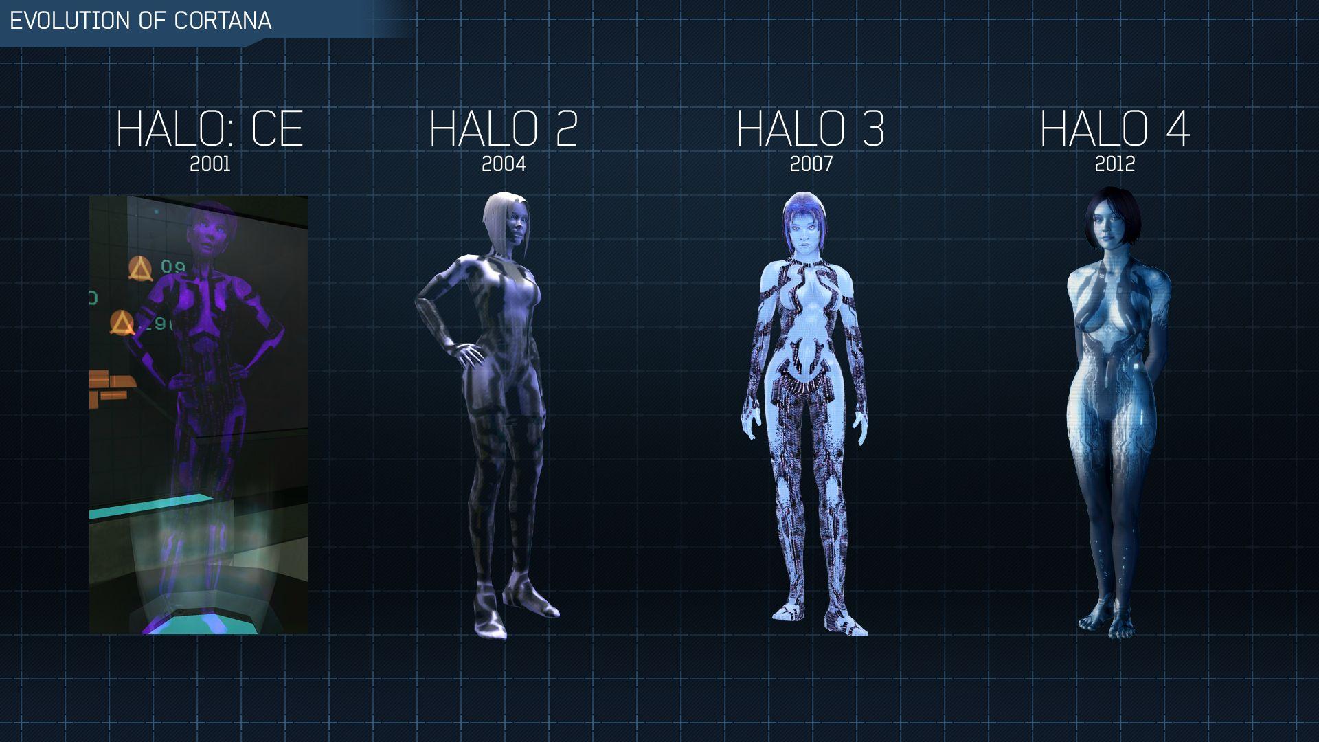 Halo 2 cortana nude erotic images