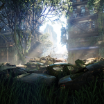 Crysis 3 New York City Jungle Screenshot