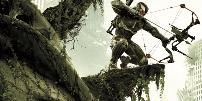 Crysis 3 Statue of Liberty Head Screenshot