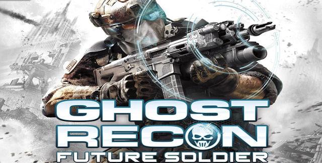 Ghost Recon Future Soldier Walkthrough Cover