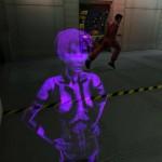 Halo 1 Cortana Model