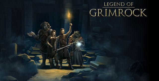 Legend of Grimrock Walkthrough Cover