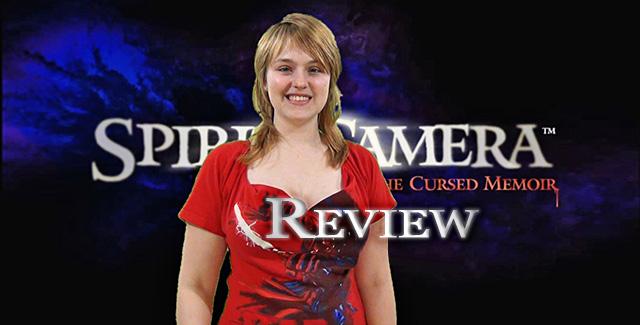 Spirit Camera The Cursed Memoir Review