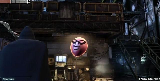 Batman Arkham City: Harley Quinn's Revenge Balloons