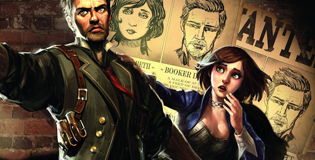 BioShock Infinite Wanted Poster