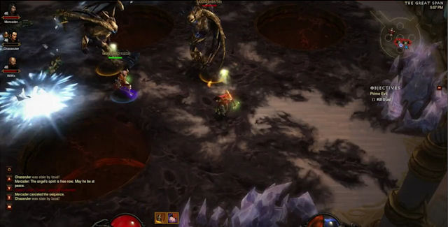 Diablo 3 Glitches