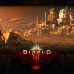 Diablo 3 Wasteland Wallpaper