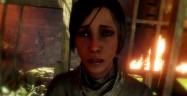 Far Cry 3 Lisa In Burning Building screenshot