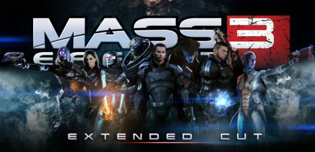 Mass Effect 3 'Extended Cut' DLC Promo Image