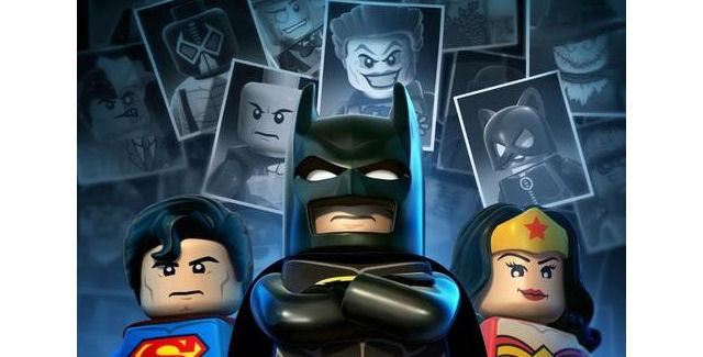 Lego Batman 2 Character Artwork
