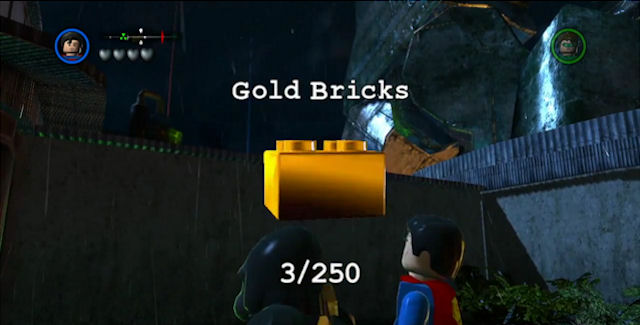 Lego batman 2 gold bricks locations guide for Codigos de lego batman