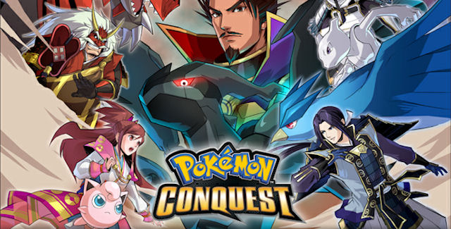 Pokemon Conquest Walkthrough