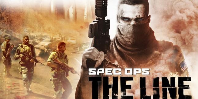 Spec Ops The Line Wallpaper