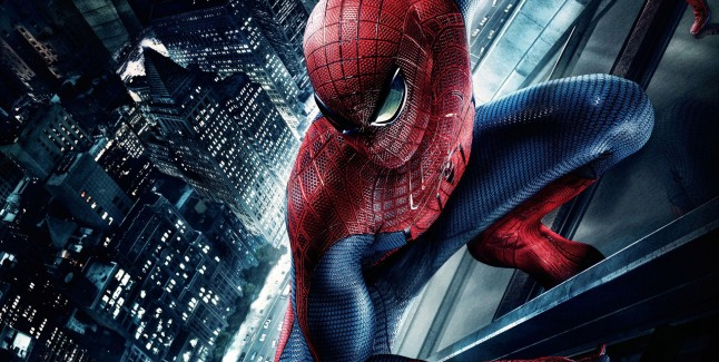 The Amazing Spider-Man 2012 Wallpaper