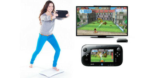 Wii Games List 2012 : Wii u games