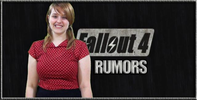 Fallout 4 Rumors