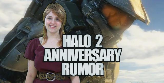 Halo 2 Anniversary Rumor