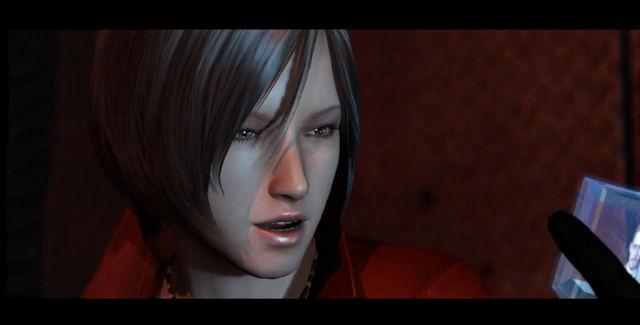Ada Wong in Resident Evil 6