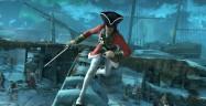 Assassin's Creed 3 Female Redcoat Templar in Multiplayer