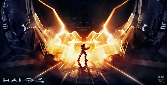 Halo 4 Forerunner AI picture