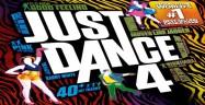 Just Dance 4 Song List