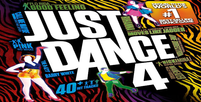 Just Dance 4 Song List