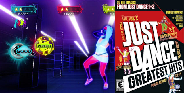 Just Dance Greatest Hits songs logo