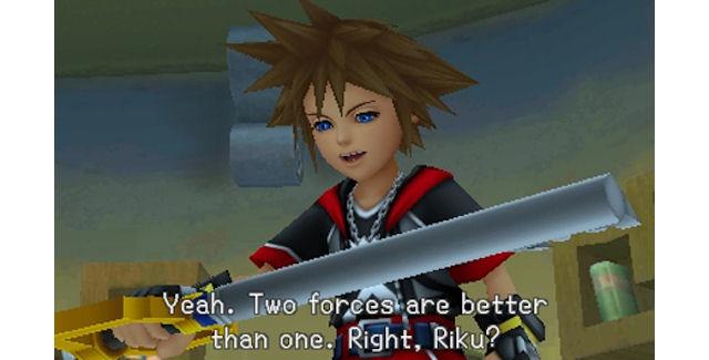 Kingdom Hearts 3D Keyblades
