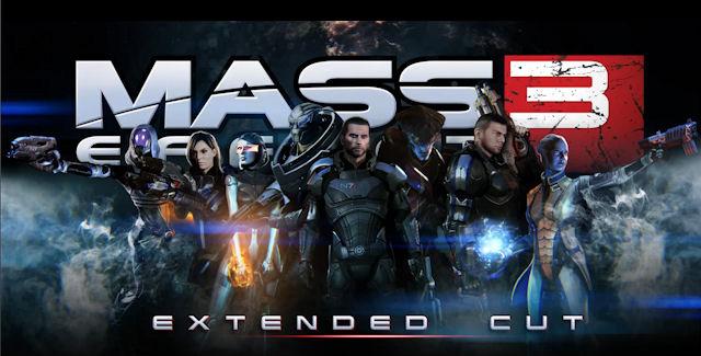 Mass Effect 3 Extended Cut Walkthrough
