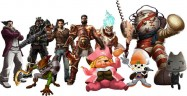 PlayStation All-Stars Battle Royale Pre-order Bonus Costumes