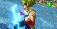 Super Saiyan Bardock in Dragon Ball Z Kinect