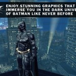 The Dark Knight Rises Video Game Screenshot 4