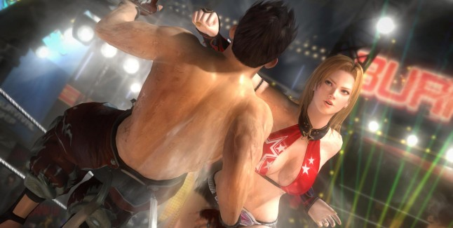 Tina Armstrong & Jann Lee in Dead or Alive 5