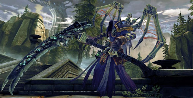 Darksiders 2 Death Grim Reaper Form Unlocked