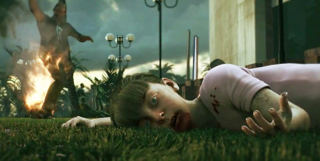 Dead Island Trailer Screenshot