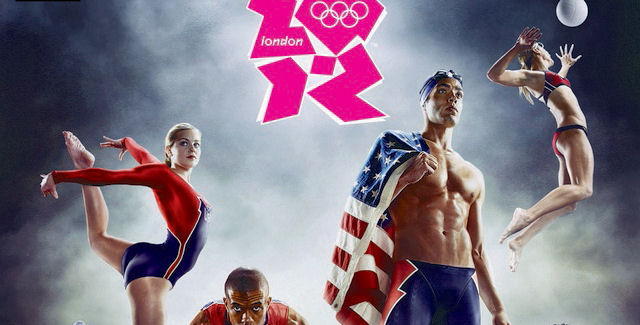 London 2012 Video Game Boxart