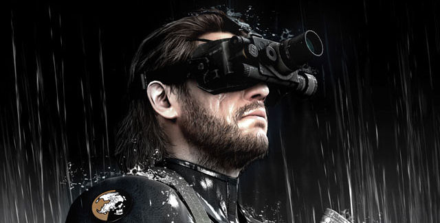 Metal Gear Solid: Ground Zeroes cover