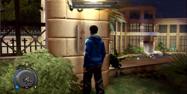 Sleeping Dogs Security Cameras Locations Guide